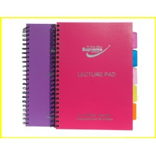 Z: Lecture Pad A4 Wire 250PP+Tabs