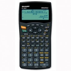 Z: Calculator SHARP Write View ELW531B