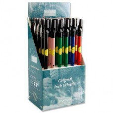 Z: D Tin Whistle Coloured