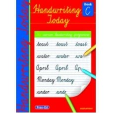 Handwriting Today Book C PrimEd